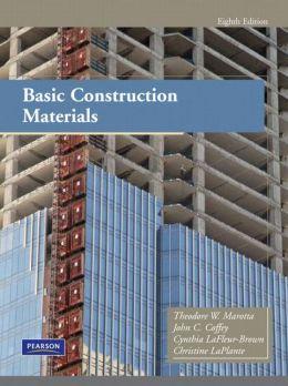 Basic Construction Materials