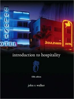 Introduction to Hospitality [With DVD]