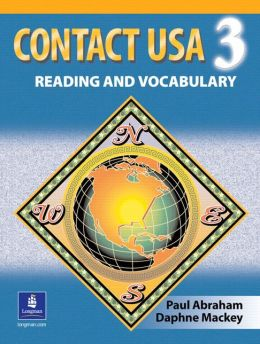 Contact USA: A Reading And Vocabulary Text