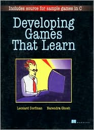 Developing Games That Learn (Book/Disk)