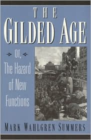 The Gilded Age: Or the Hazard of New Functions