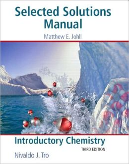 Introductory Chemistry -Select. Solution Manual