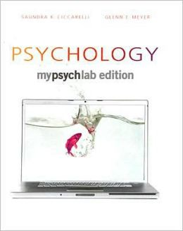 Psychology, Mypsychlab Edition