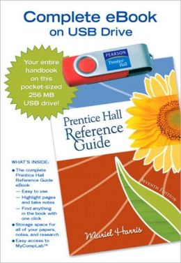 Flash Drive eBook for Students for Prentice Hall Reference Guide