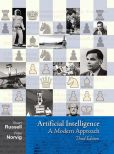 Book Cover Image. Title: Artificial Intelligence:  A Modern Approach, Author: Stuart Russell
