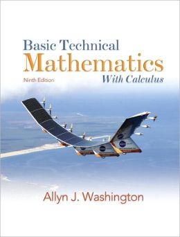 Basic Technical Mathematics With Calculus - With Mymathlab