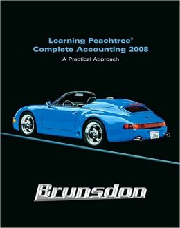 Learning Peachtree Complete Accounting 2008