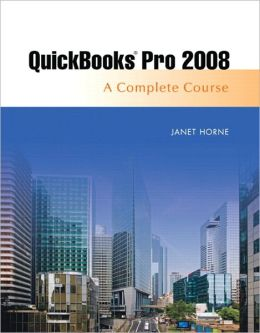 Quickbooks Pro 2008: Complete Course