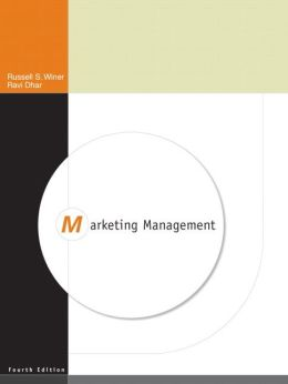 Marketing Management: United States Edition