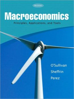 Macroeconomics: Principles, Applications and Tools