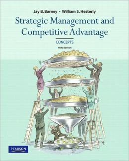 Concepts, Strategic Management and Competitive Advantage