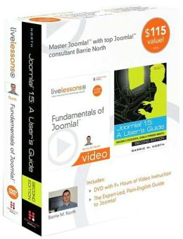Fundamentals of Joomla Video Training & Users Guide Package