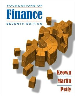 Foundations of Finance (MyFinanceLab Series)