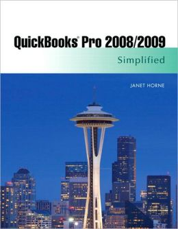 Quickbooks Pro 2008/2009: Simplified