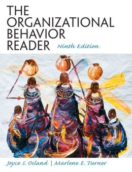 The Organizational Behavior Reader