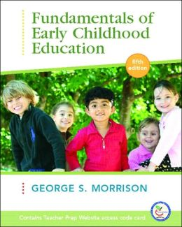 Fundamentals of Early Childhood Education and Teacher Preparation Access Code Card