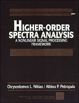 Higher Order Spectra Analysis: A Non-Linear Signal Processing Framework