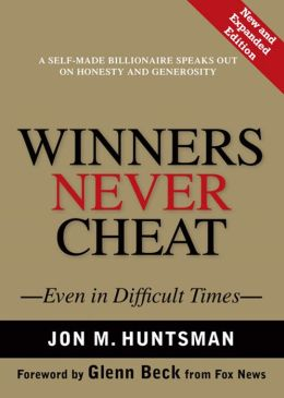 Winners Never Cheat: Even in Difficult Times