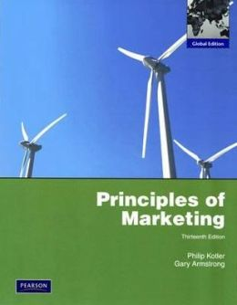 Principles of Marketing (International Edition)