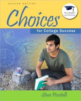 Choices for College Success
