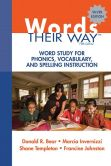 Book Cover Image. Title: Words Their Way:  Word Study for Phonics, Vocabulary, and Spelling Instruction, Author: Donald Bear
