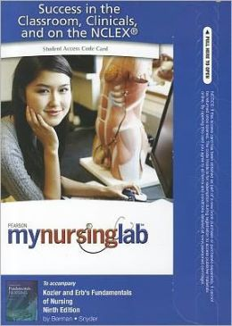 MyNursingLab -- Access Card -- for Kozier & Erb's Fundamentals of Nursing