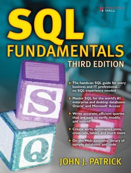 SQL Fundamentals, Third Edition