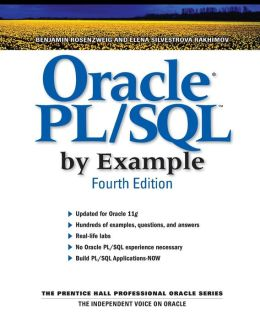 Oracle PL/SQL by Example (Prentice Hall PTR Oracle Ser.)