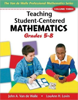 Teaching Student-Centered Mathematics, Grades 5-8