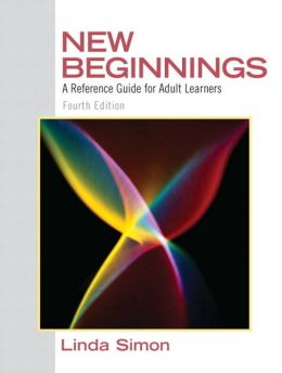New Beginnings: A Reference Guide for Adult Learners