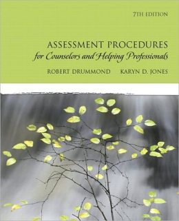 Assessment Procedures for Counselors and Helping Professionals
