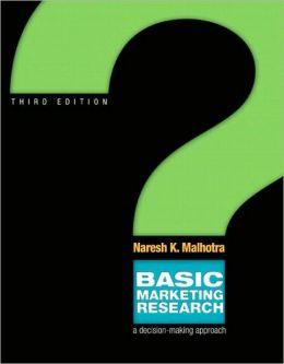 Basic Marketing Research & Qualtrics Pkg