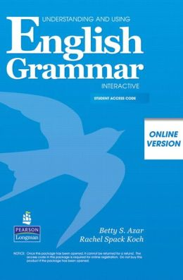 Understanding and Using English Grammar Interactive, Online Version, Student Access