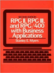 RPG II, RPG III, and RPG/400 with Business Applications