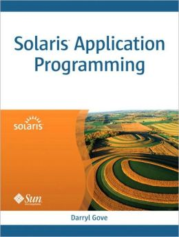 Solaris Application Programming