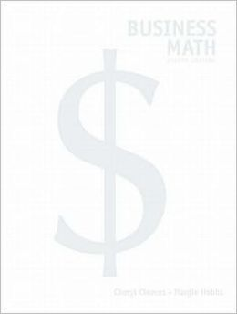 Business Math, Brief Edition - With S. G. - With Mymathlab