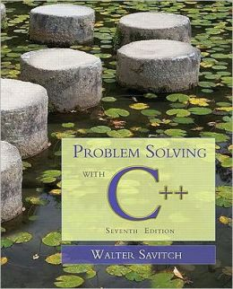 Problem Solving with C++ Value Package (Includes Visual C++ 2008 Programming Companion)