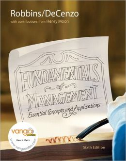 Fundamentals of Management Value Pack (includes Study Guide & Self Assessment Library 3.4)