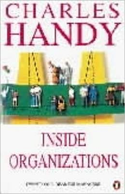Inside Organizations : 21 Ideas for Managers