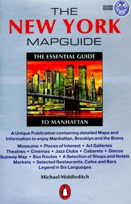 The New York Mapguide: Second Edition