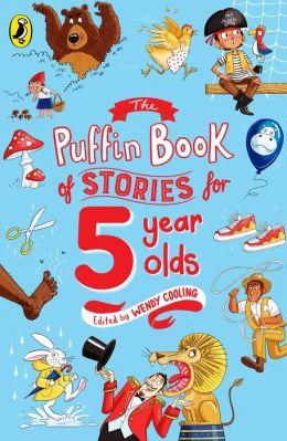 Book of Stories for Five Year Olds