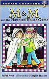 M&M and the Haunted House Game