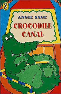 Confident Reader's Crocodile Canal