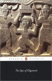 Book Cover Image. Title: The Epic of Gilgamesh:  An English Verison with an Introduction, Author: Anonymous