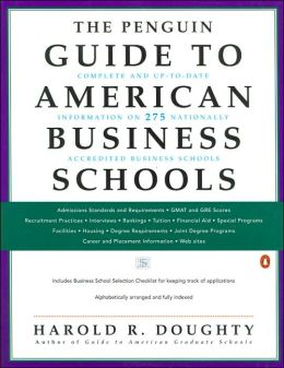 The Penguin Guide to American Business Schools