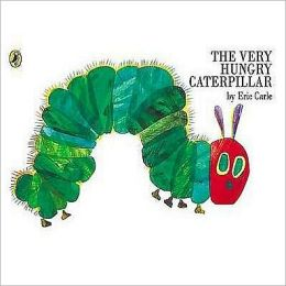 The very hungry caterpillar by eric carle 9780140569322 paperback
