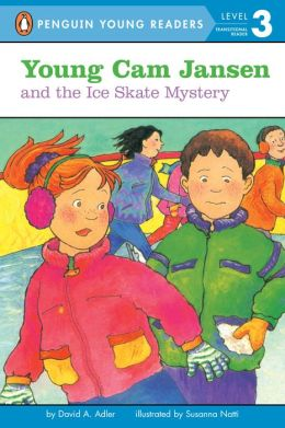 Young Cam Jansen and the Ice Skate Mystery (Young Cam Jansen Series #4)