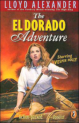 The El Dorado Adventure (Vesper Holly Series)