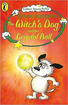 Colour Young Puffin Witchs Dog And The Crystal Ball