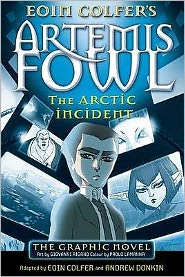 Artemis Fowl; The Arctic Incident: The Graphic Novel